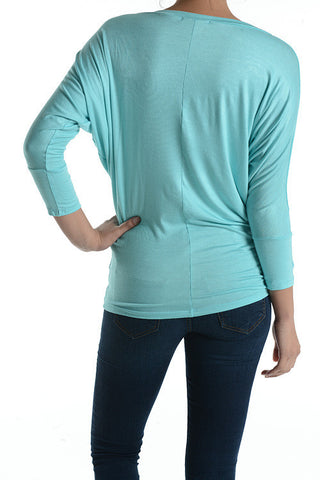 The Perfect Tunic Top - 17 colors - Blue Chic Boutique  - 4