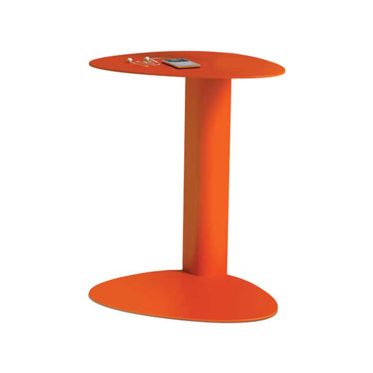 Modern Accent table and media table Orange - Seattle furniture
