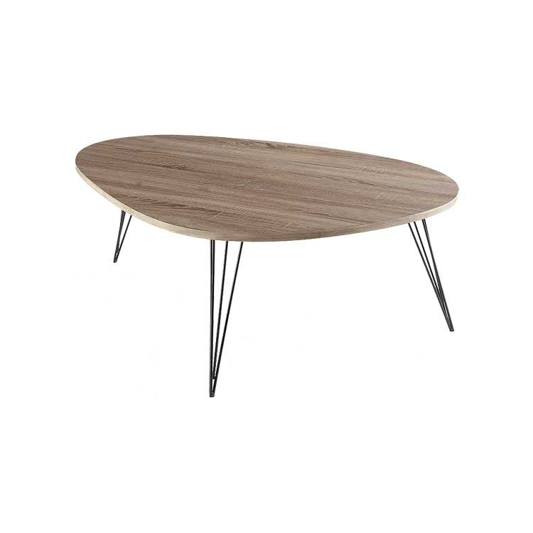 Modern Wood cocktail table - end table - Seattle furniture