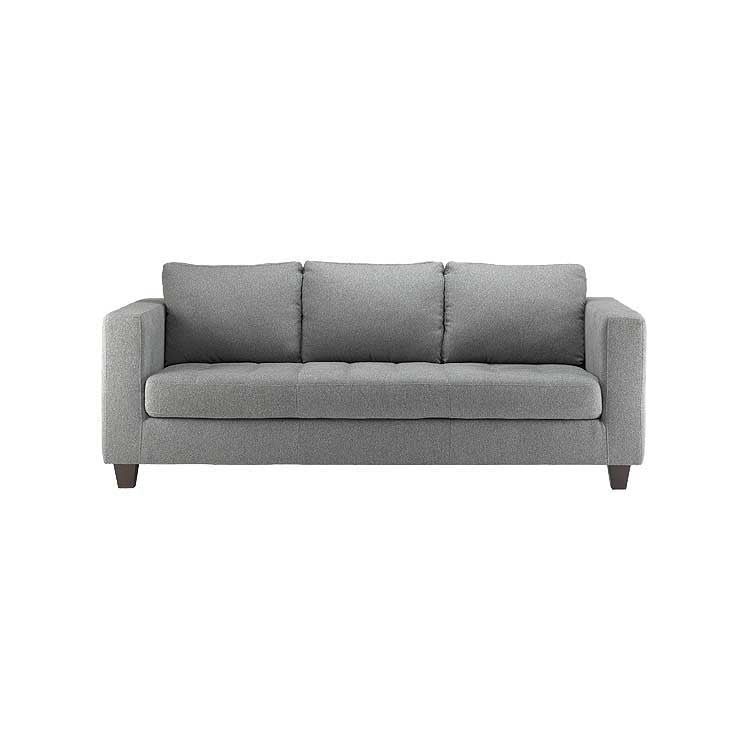 Modern fabric sofa, sectional, and ottoman - Seattle furniture