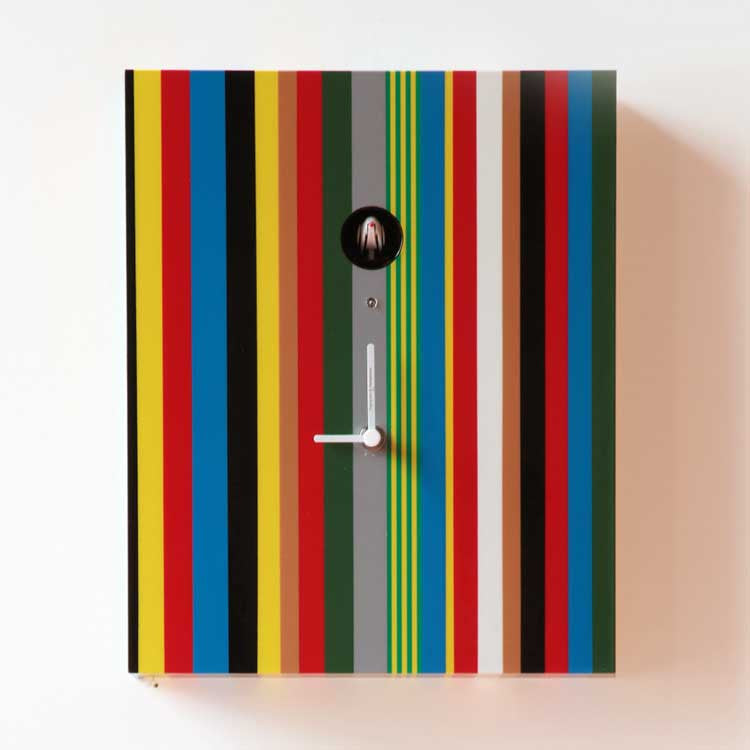 Modern, fun, bold clocks. Modern furniture Seattle & Bellevue
