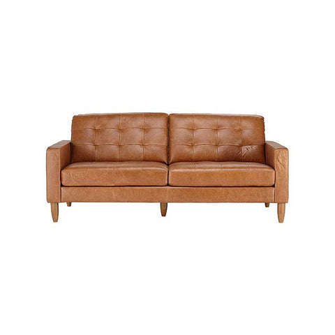 Sydney Leather Sofa