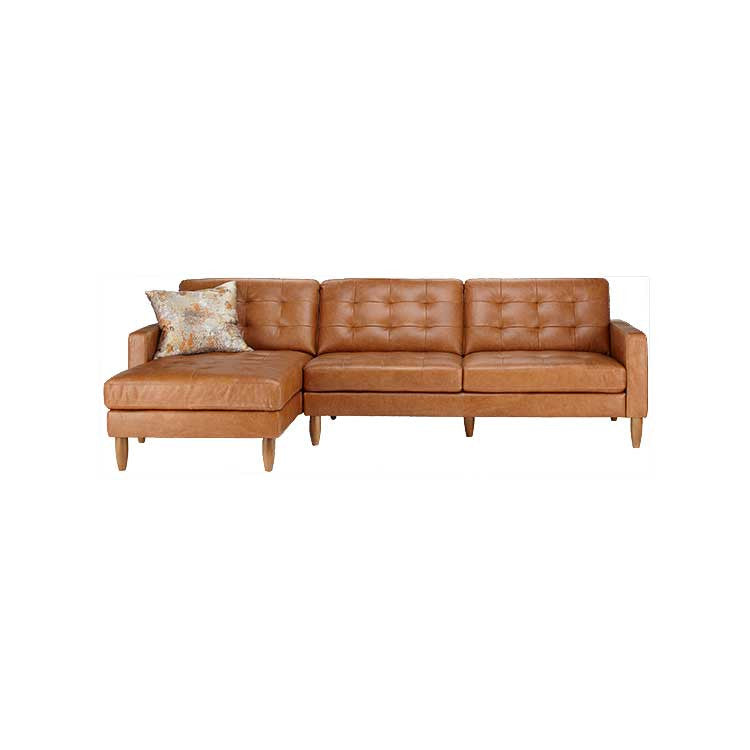 Sydney Leather Sectional
