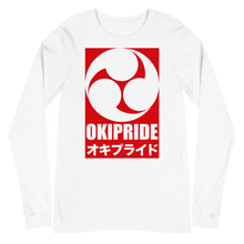 Load image into Gallery viewer, Oki Pride | Heritage Long Sleeve Tee