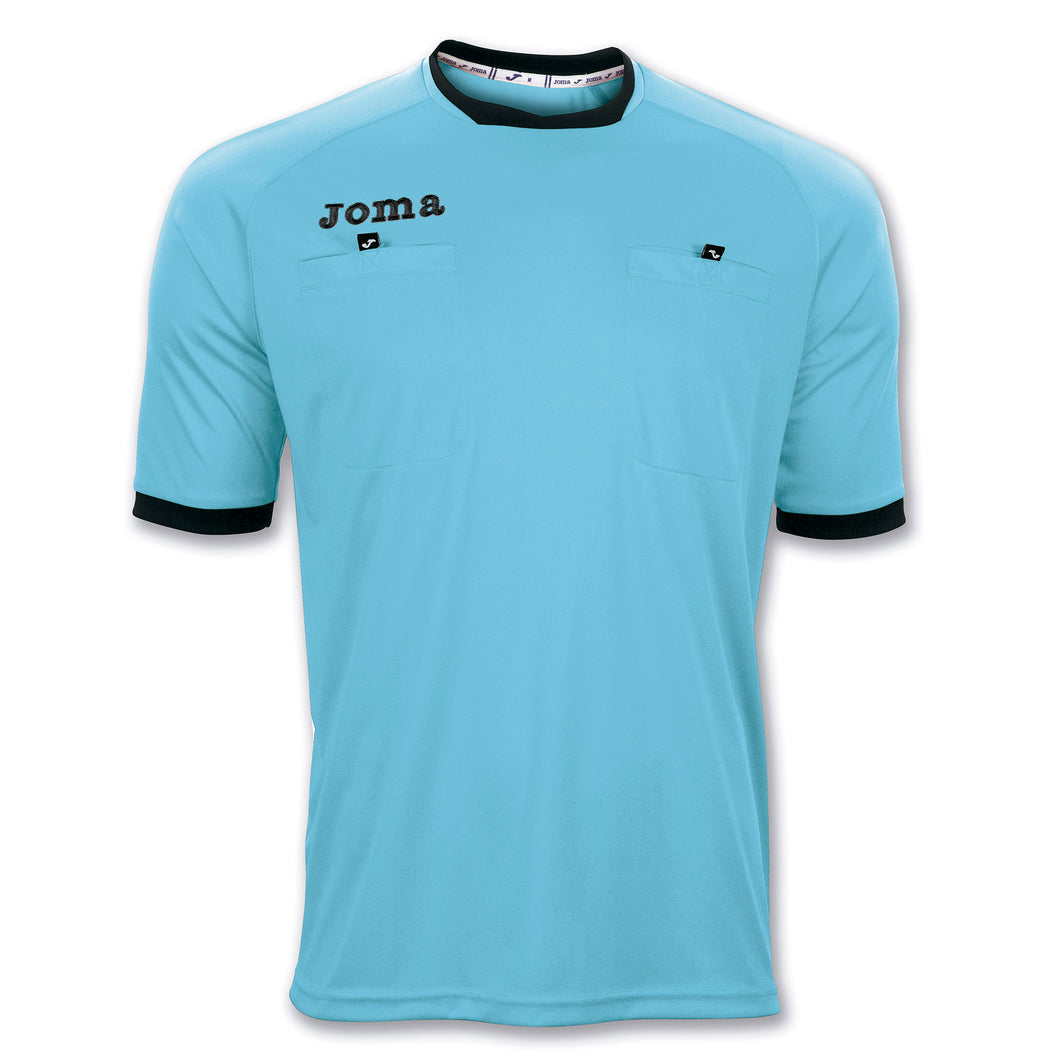 Referee S/S Jersey - Turquoise