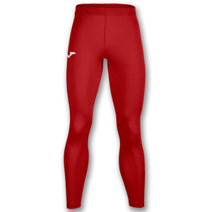 Academy Long Compression Pant - Red
