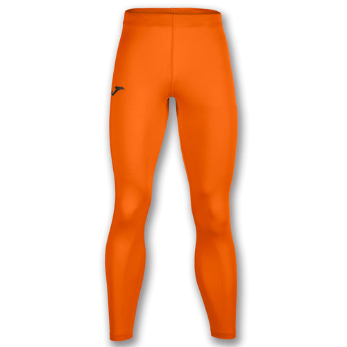 Academy Long Compression Pant - Orange