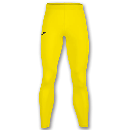 Academy Long Compression Pant - Yellow