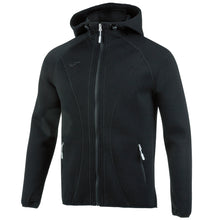 Load image into Gallery viewer, Basilea Hooded Softshell Jacket - Black