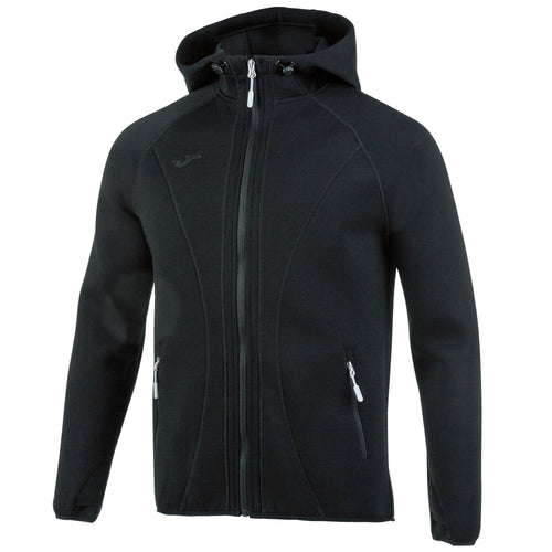 Basilea Hooded Softshell Jacket - Black