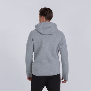 Basilea Softshell Hooded Jacket - Grey