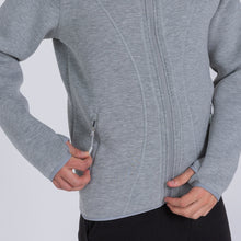 Load image into Gallery viewer, Basilea Softshell Hooded Jacket - Grey