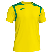 Load image into Gallery viewer, Champion V S/S Jersey - Yellow/Green
