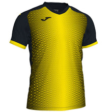 Load image into Gallery viewer, Supernova Jersey S/S - Black/Yellow