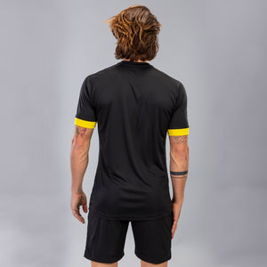Supernova Jersey S/S - Black/Yellow