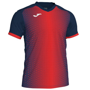 Supernova Jersey S/S - Navy/Red