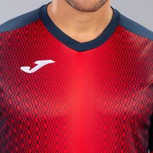 Load image into Gallery viewer, Supernova Jersey S/S - Navy/Red