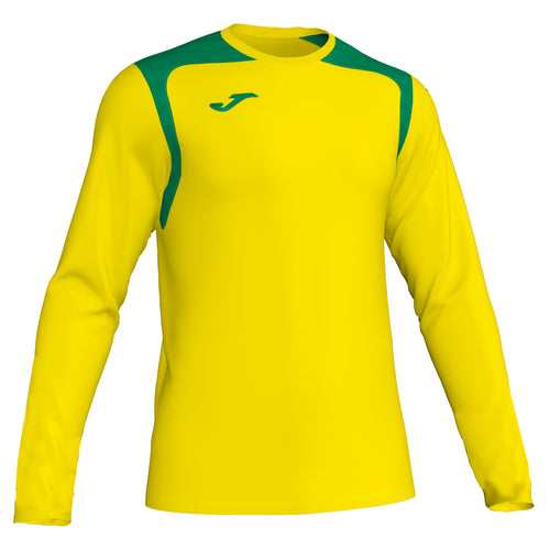 Champion V Jersey (Long-sleeve) Yellow/Green