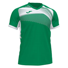 Load image into Gallery viewer, Supernova II Jersey S/S (Unisex) - Green/White
