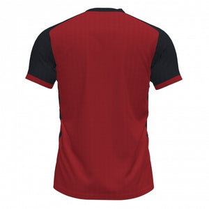 Supernova II Jersey S/S (Unisex) - Red/Black