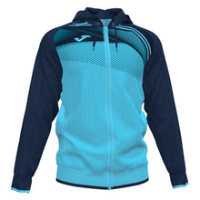 Load image into Gallery viewer, Supernova II Jacket - Turquoise/Navy