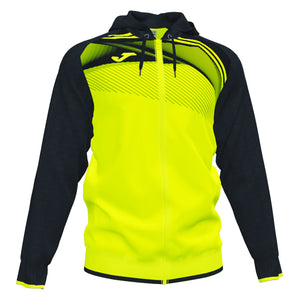Supernova II Jacket - Fluorescent Yellow/Black