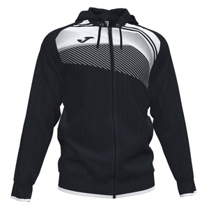 Supernova II Jacket - Black/White