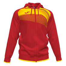 Load image into Gallery viewer, Supernova II Jacket - Red/Yellow