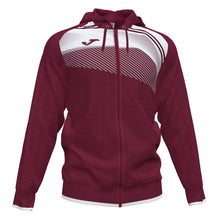 Load image into Gallery viewer, Supernova II Jacket - Burgandy/White