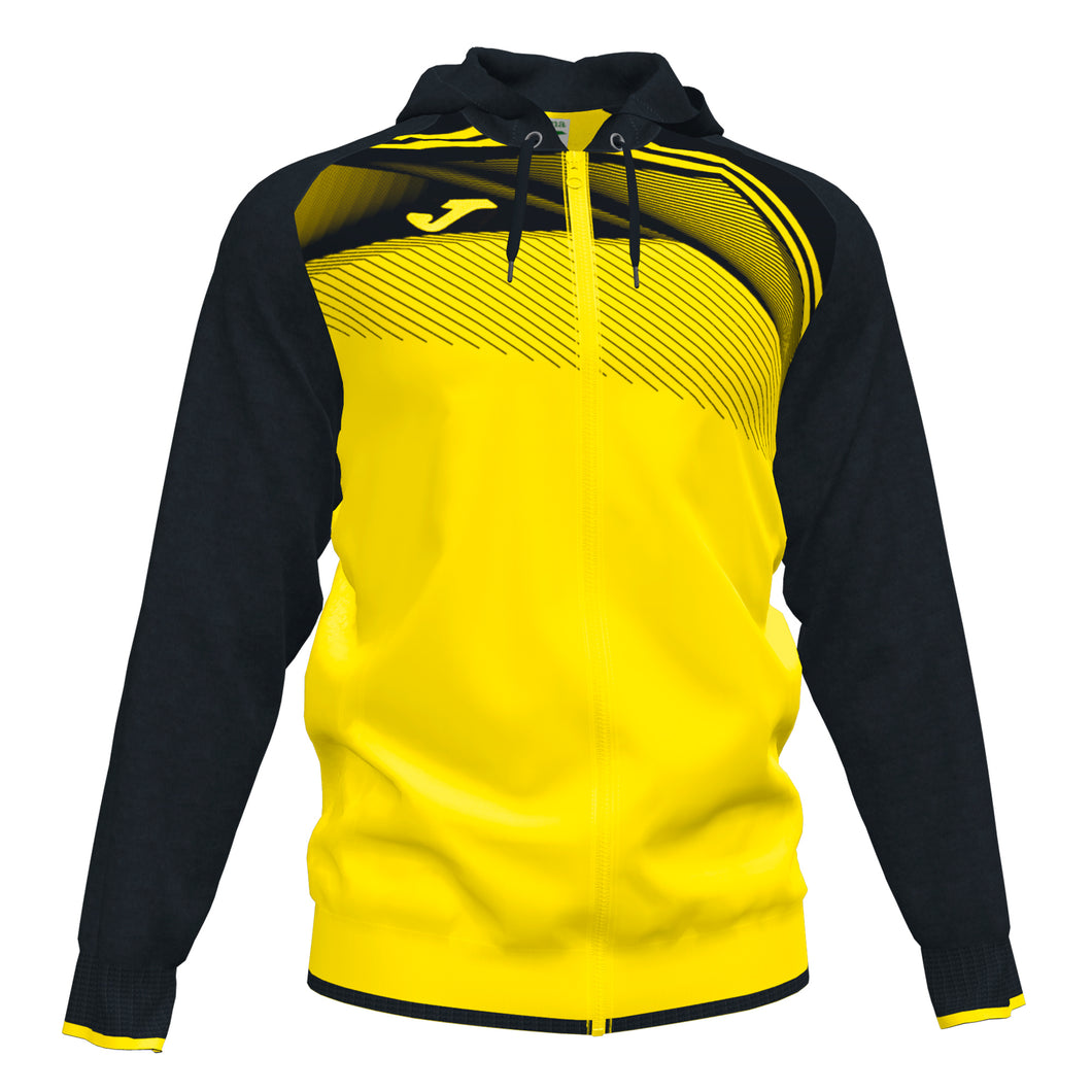 Supernova II Jacket - Yellow/Black