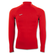 Load image into Gallery viewer, Compression Mockneck Thermal Top L/S - Red