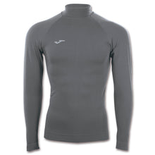 Load image into Gallery viewer, Compression Mockneck Thermal Top L/S - Grey