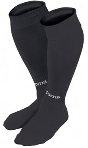 Classic II Football/Soccer Socks (4-Pack) Black
