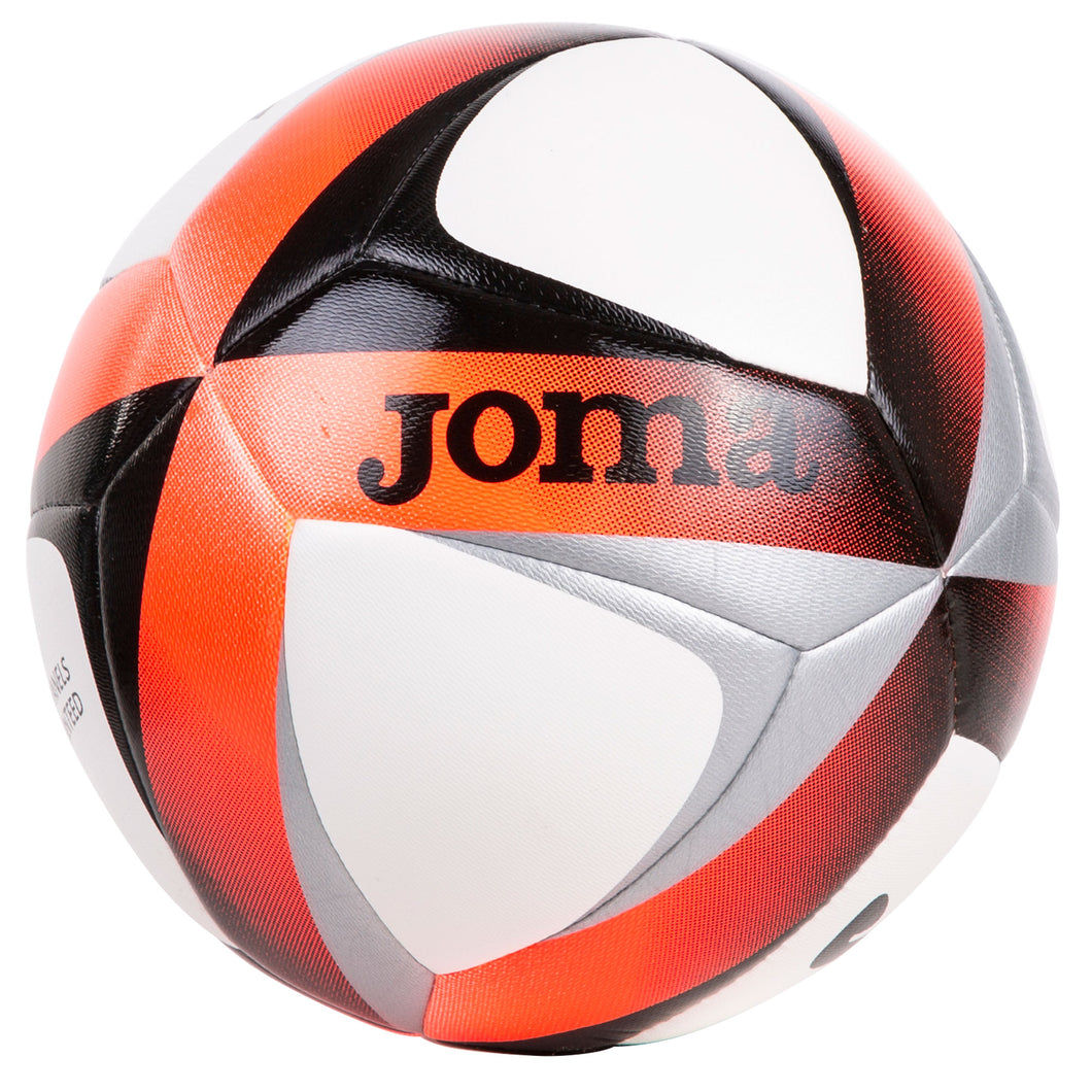 Victory Jr Ball (Futsal) - Orange/Black (PACK of 12)