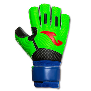 Calcio 20 Goalkeeper Glove - Flour Green/Black/Blue