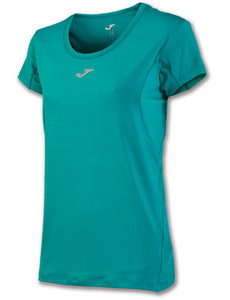 Women's Running S/S DryMX Shirt - Green