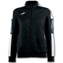 Load image into Gallery viewer, Championship IV Women's Jacket (Full-zip) - Black/White