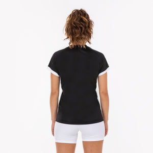 Supernova Women's Jersey S/S - Black/White