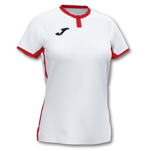 Toletum II Jersey (Women) - White/Red