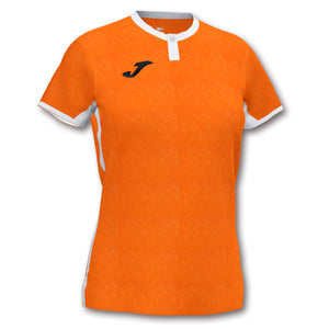 Toletum II Jersey (Women) - Orange/White