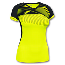 Load image into Gallery viewer, Supernova II Jersey (WOMEN) - Fluorescent Yellow/Black