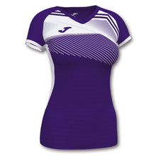 Load image into Gallery viewer, Supernova II Jersey (WOMEN) - Purple/White