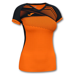 Supernova II Jersey (WOMEN) - Orange/Black