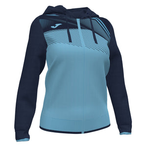 Supernova II Jacket (WOMEN) - Turquoise/Navy
