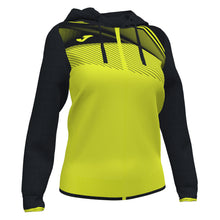 Load image into Gallery viewer, Supernova II Jacket (WOMEN) - Fluorescent Yellow/Black