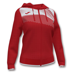 Supernova II Jacket (WOMEN) - Red/White