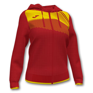 Supernova II Jacket (WOMEN) - Red/Yellow