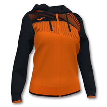 Load image into Gallery viewer, Supernova II Jacket (WOMEN) - Orange/Black