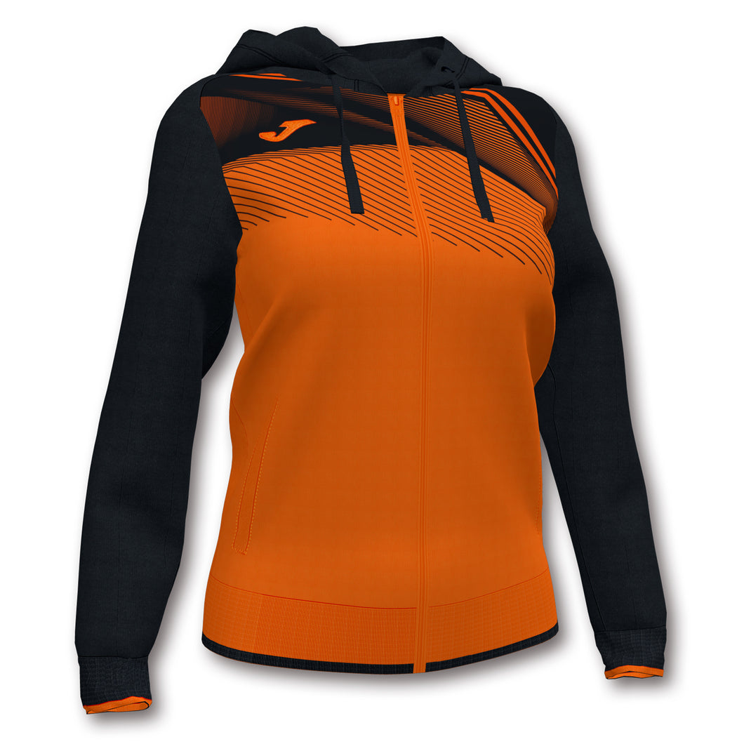 Supernova II Jacket (WOMEN) - Orange/Black