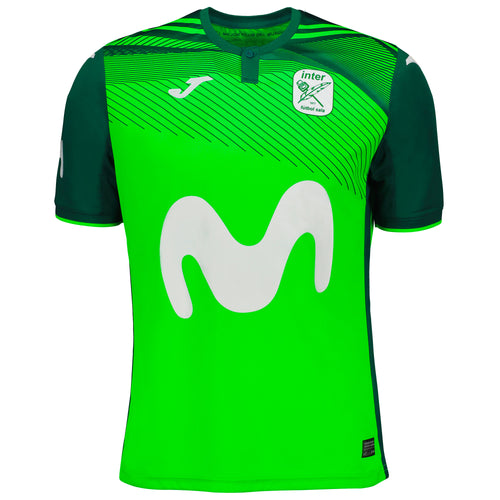 Movistar Inter F.C. Away Jersey (2019-20) - Green